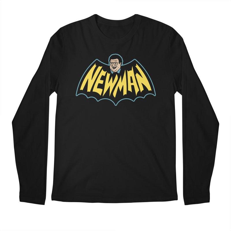 Nananananananana Newman Men's Longsleeve T-Shirt by Cody Weiler