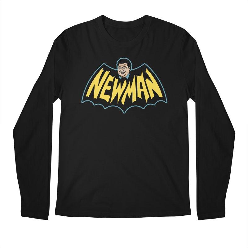 Nananananananana Newman Men's Regular Longsleeve T-Shirt by Cody Weiler
