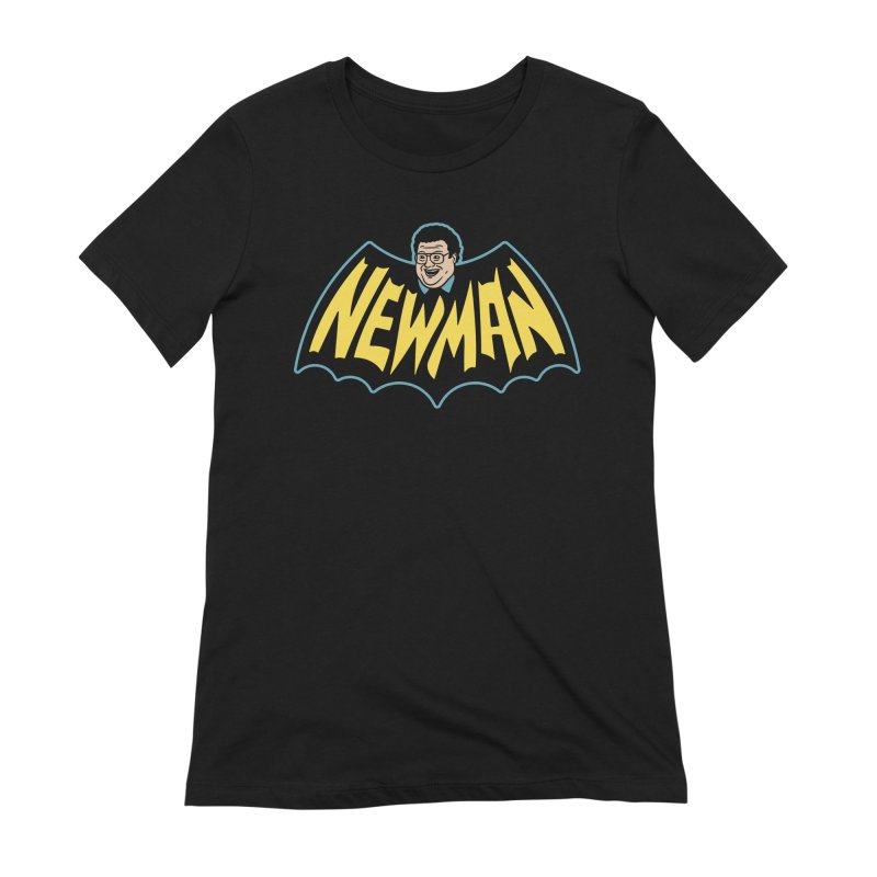 Nananananananana Newman Women's T-Shirt by Cody Weiler