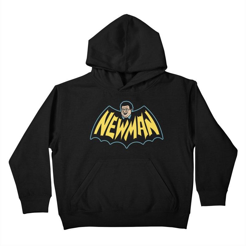 Nananananananana Newman Kids Pullover Hoody by Cody Weiler