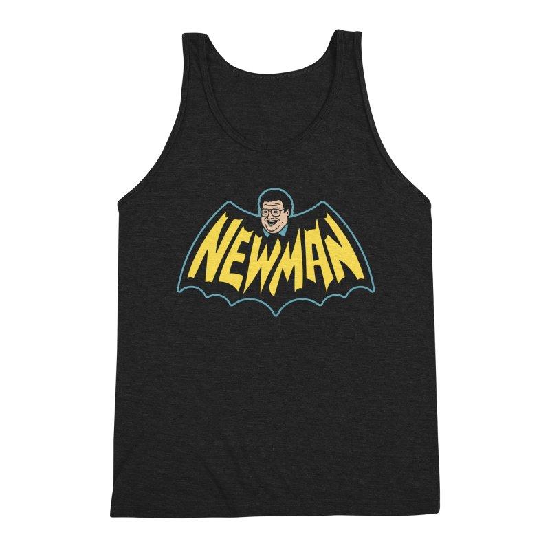 Nananananananana Newman Men's Triblend Tank by Cody Weiler