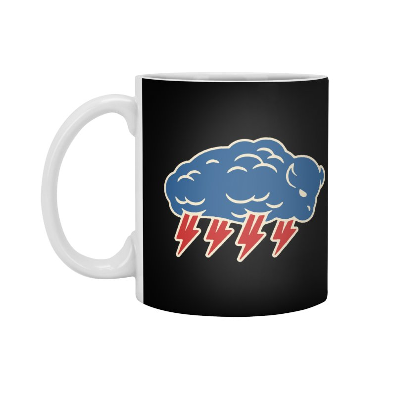 Buffalo Thunder Accessories Standard Mug by Cody Weiler