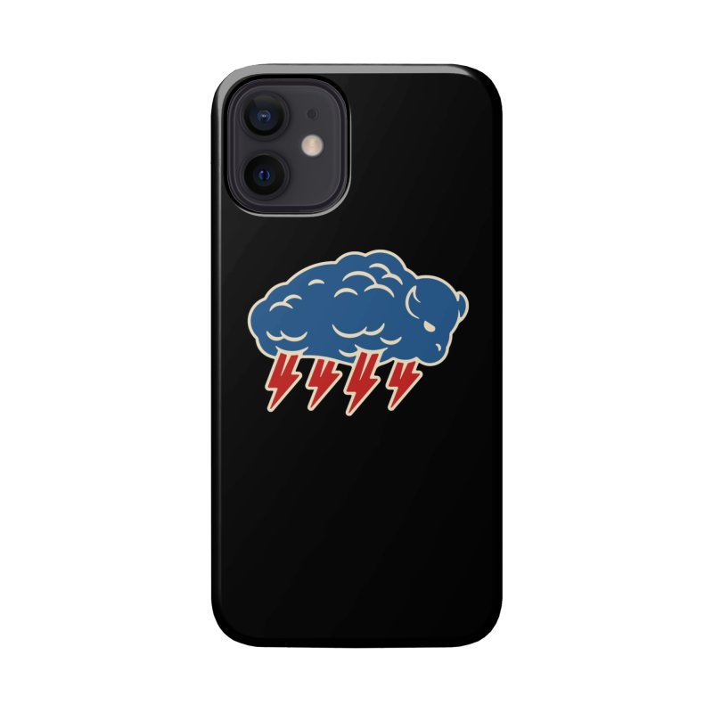 Buffalo Thunder Accessories Phone Case by Cody Weiler