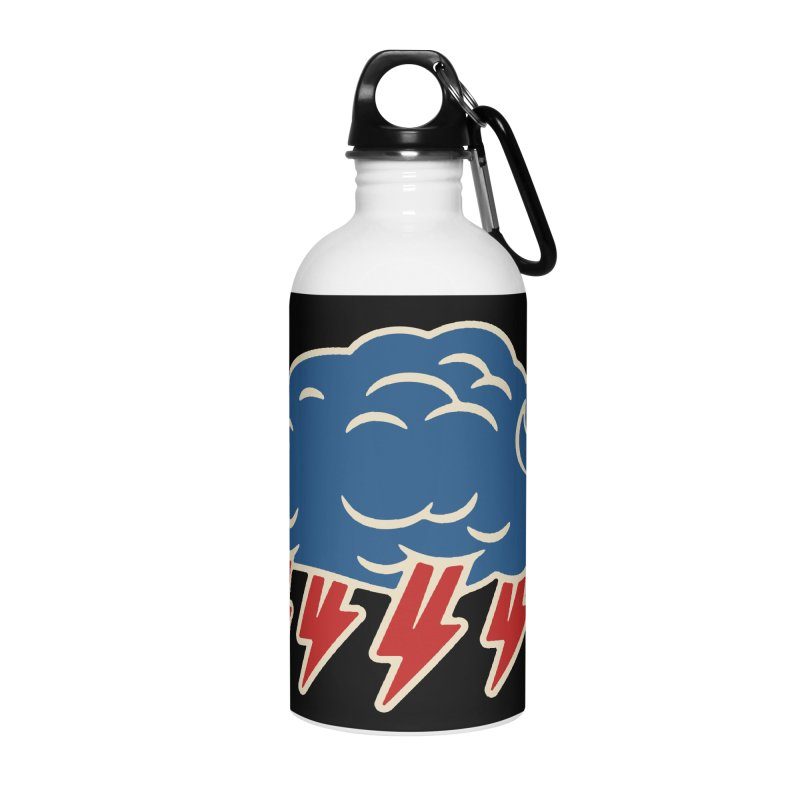 Buffalo Thunder Accessories Water Bottle by Cody Weiler