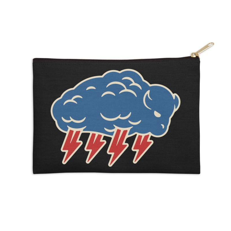 Buffalo Thunder Accessories Zip Pouch by Cody Weiler