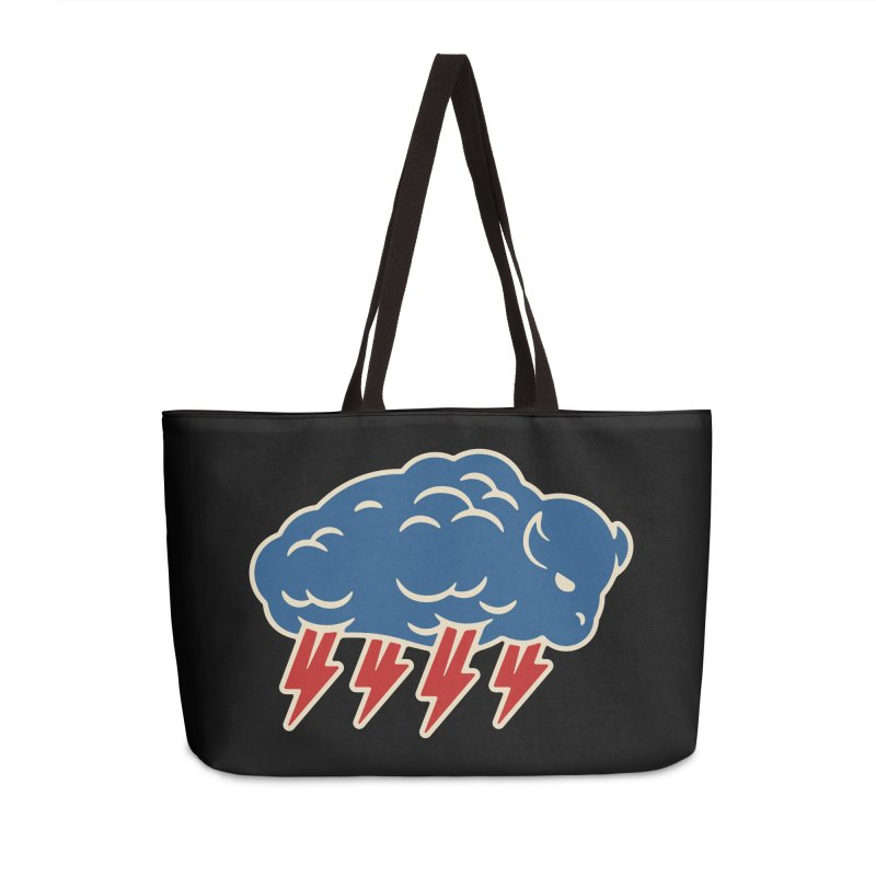 Buffalo Thunder Accessories Weekender Bag Bag by Cody Weiler