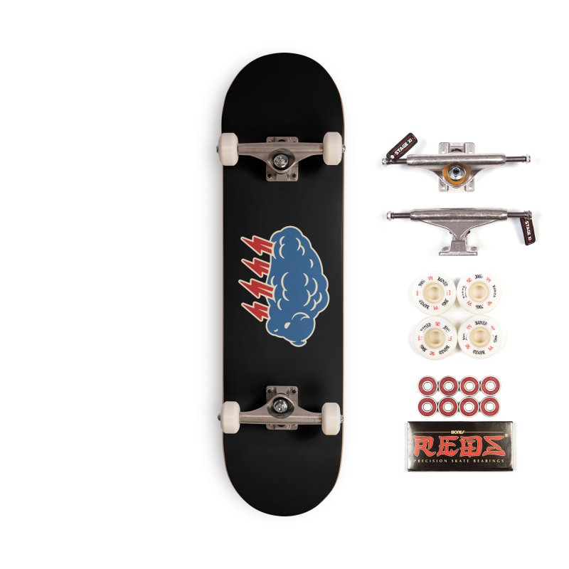 Buffalo Thunder Accessories Complete - Pro Skateboard by Cody Weiler