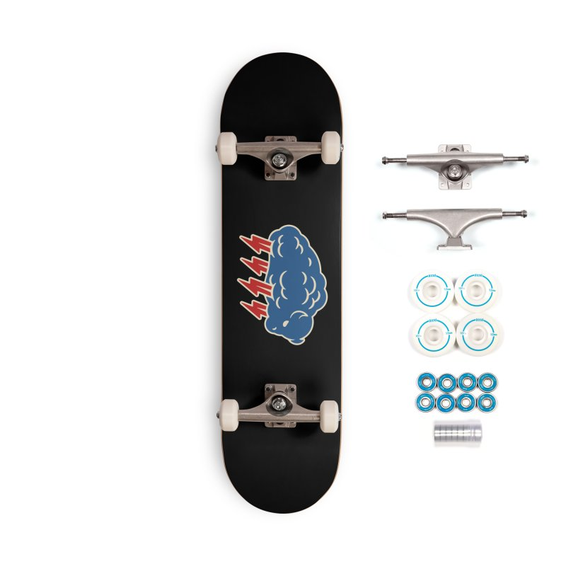 Buffalo Thunder Accessories Complete - Basic Skateboard by Cody Weiler