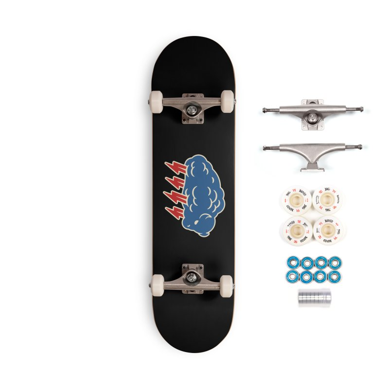 Buffalo Thunder Accessories Complete - Premium Skateboard by Cody Weiler