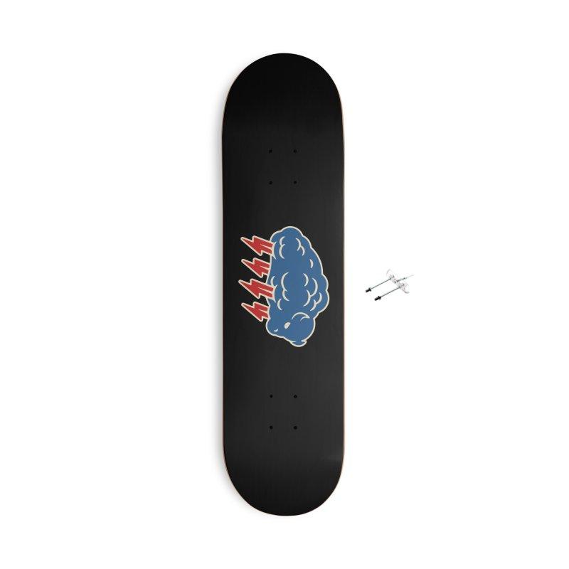 Buffalo Thunder Accessories Skateboard by Cody Weiler