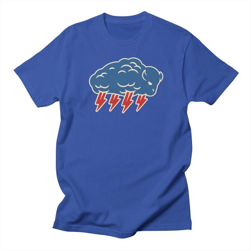 Buffalo Thunder Men's Regular T-Shirt by Cody Weiler