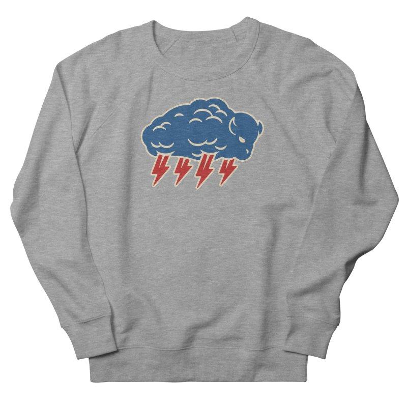 Buffalo Thunder Women's French Terry Sweatshirt by Cody Weiler