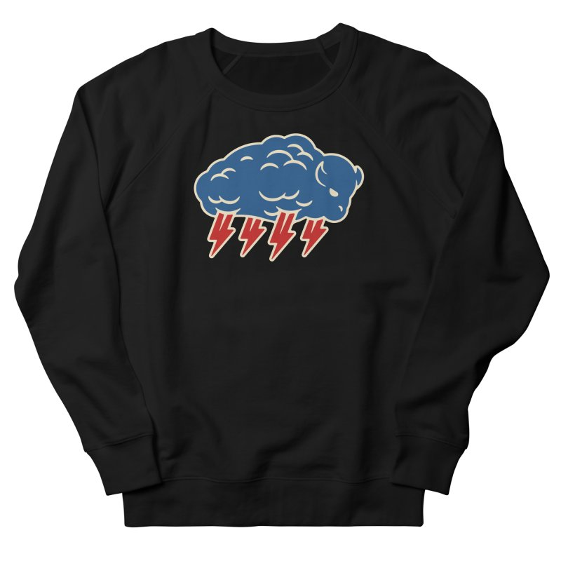 Buffalo Thunder Men's French Terry Sweatshirt by Cody Weiler