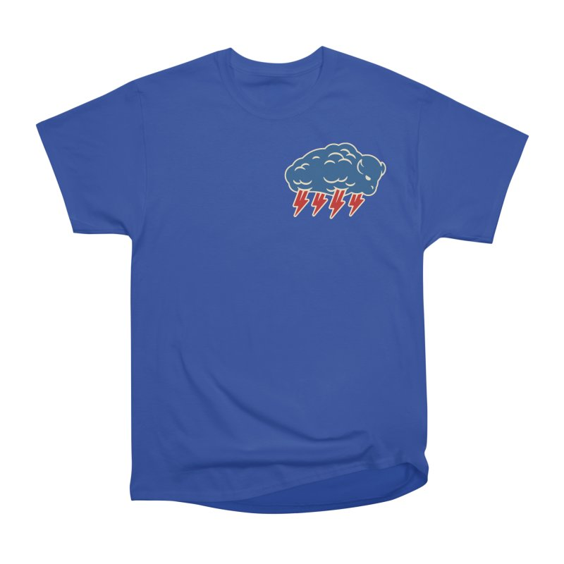 Buffalo Thunder Men's T-Shirt by Cody Weiler