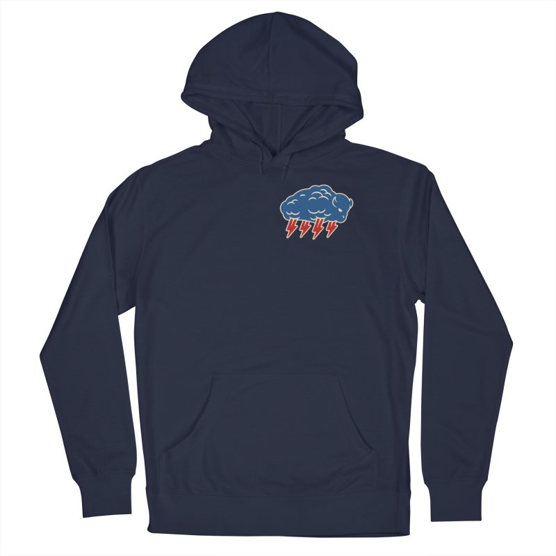 Buffalo Thunder Men's Pullover Hoody by Cody Weiler