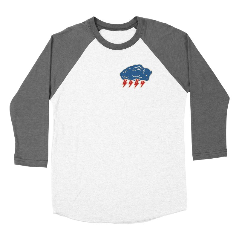 Buffalo Thunder Women's Longsleeve T-Shirt by Cody Weiler