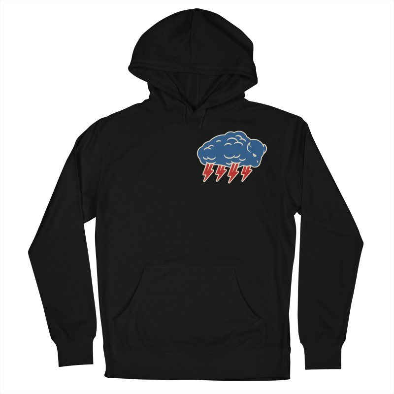 Buffalo Thunder Women's French Terry Pullover Hoody by Cody Weiler
