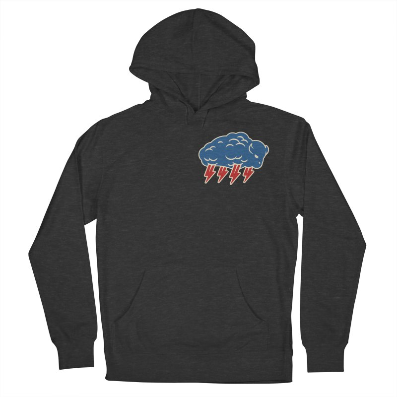 Buffalo Thunder Men's French Terry Pullover Hoody by Cody Weiler