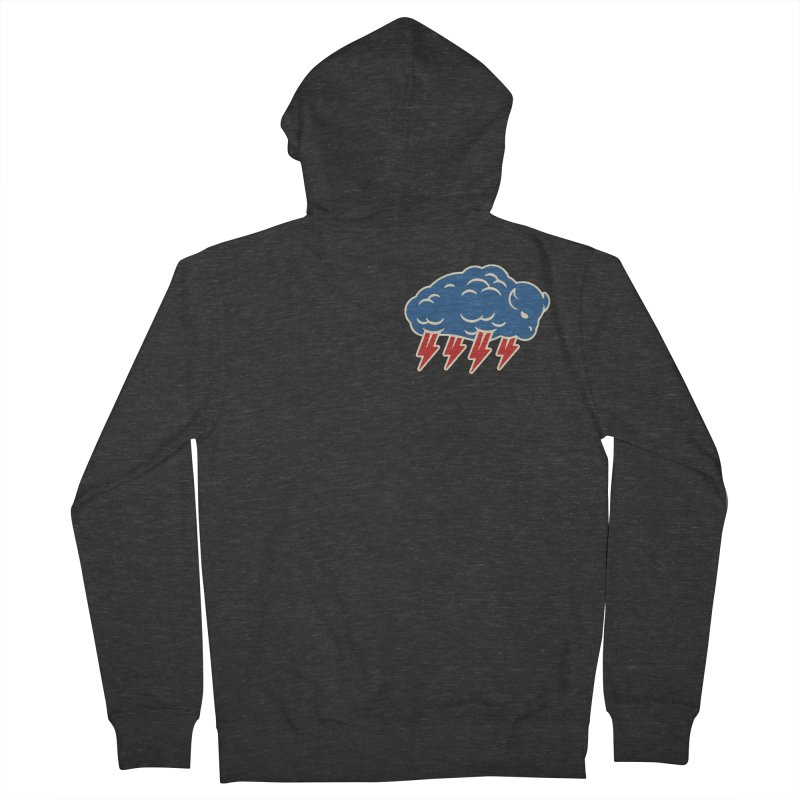 Buffalo Thunder Women's French Terry Zip-Up Hoody by Cody Weiler
