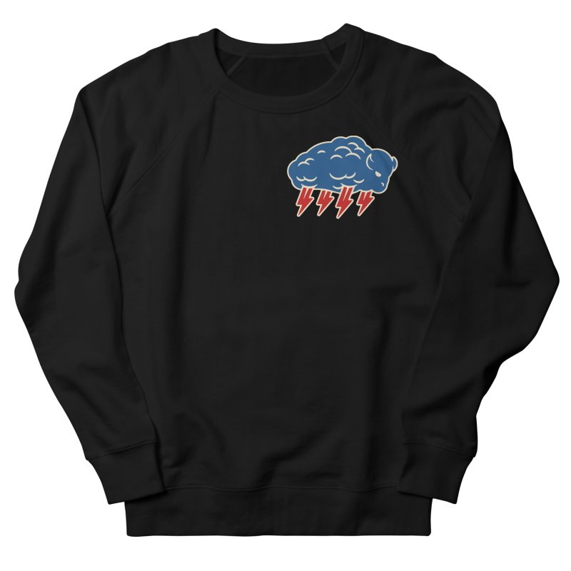 Buffalo Thunder Women's Sweatshirt by Cody Weiler