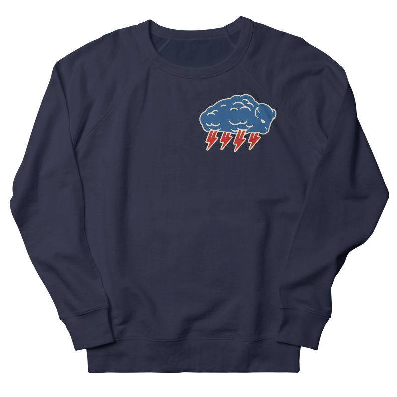 Buffalo Thunder Men's French Terry Sweatshirt by Cody Weiler