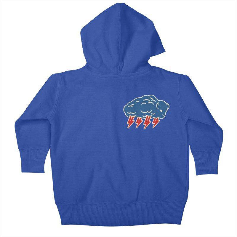 Buffalo Thunder Kids Baby Zip-Up Hoody by Cody Weiler