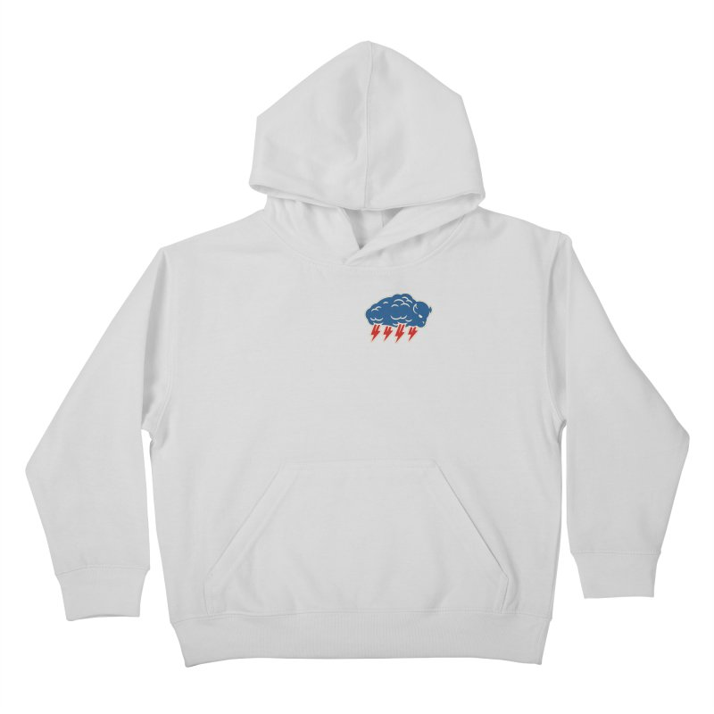 Buffalo Thunder Kids Pullover Hoody by Cody Weiler