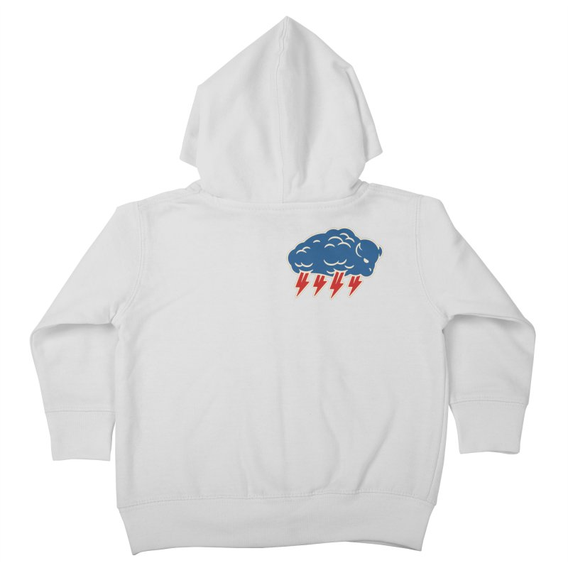 Buffalo Thunder Kids Toddler Zip-Up Hoody by Cody Weiler