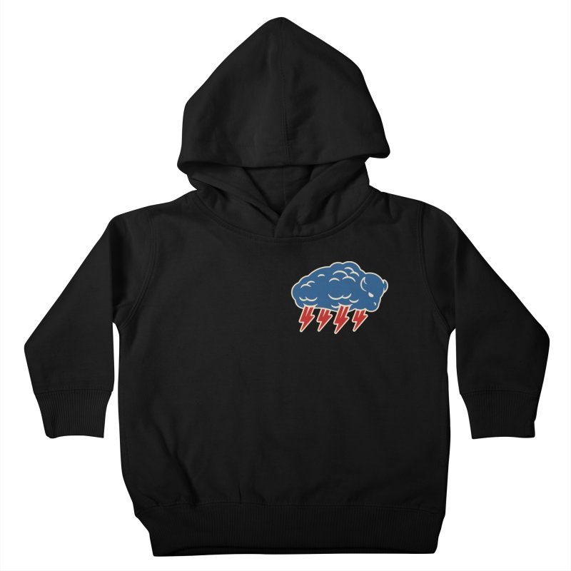 Buffalo Thunder Kids Toddler Pullover Hoody by Cody Weiler