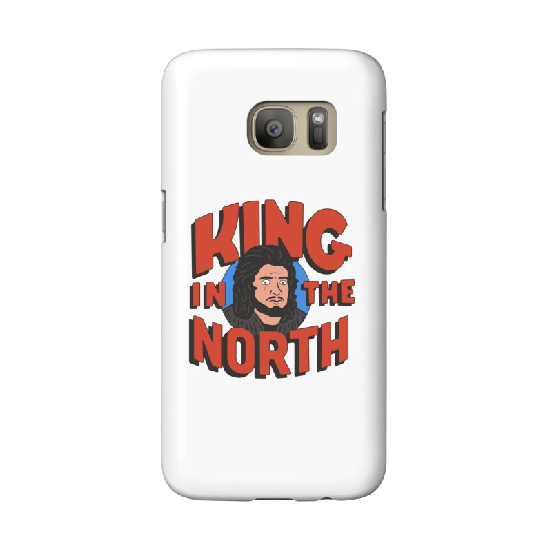 King in the North Accessories Phone Case by Cody Weiler