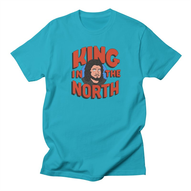 King in the North Women's Regular Unisex T-Shirt by Cody Weiler