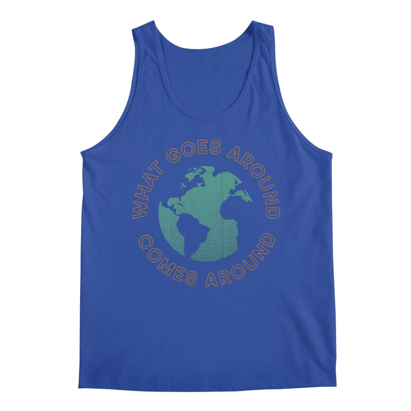 What Goes Around Men's Tank by Cody Weiler