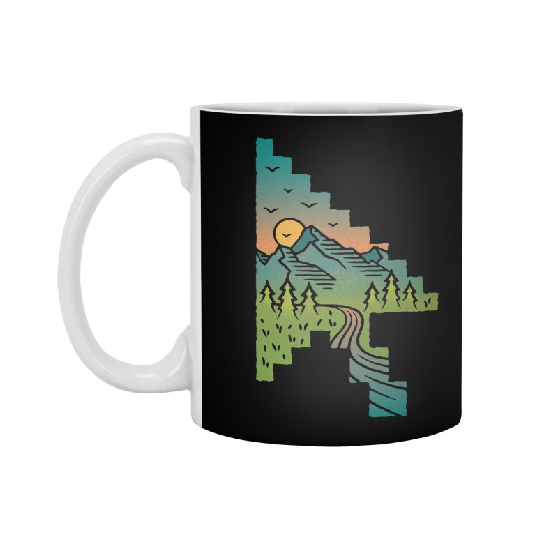 Point of View Accessories Standard Mug by Cody Weiler