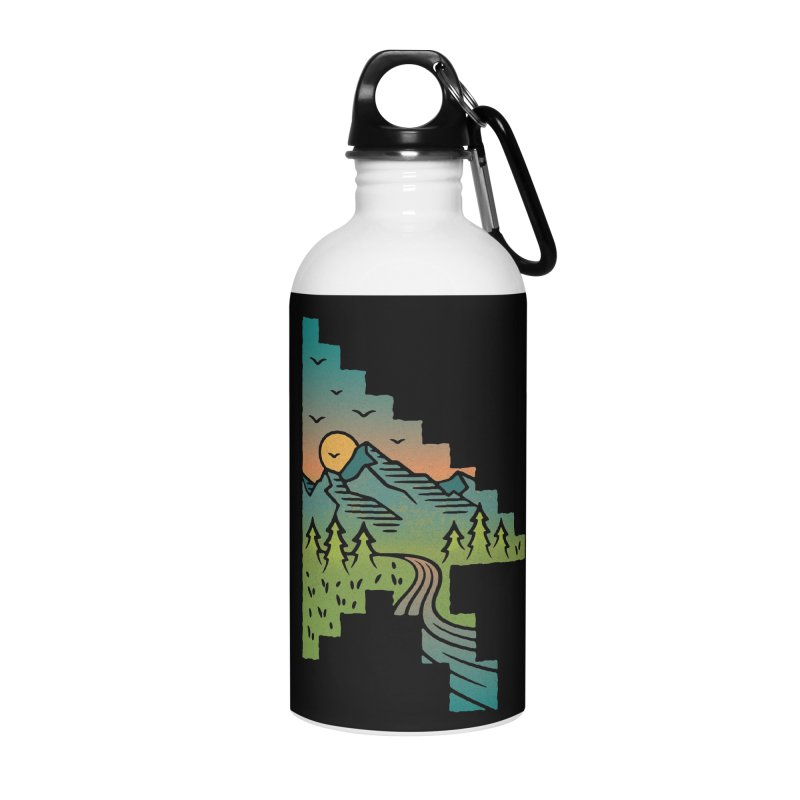 Point of View Accessories Water Bottle by Cody Weiler