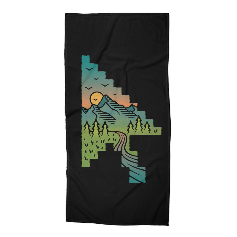 Point of View Accessories Beach Towel by Cody Weiler