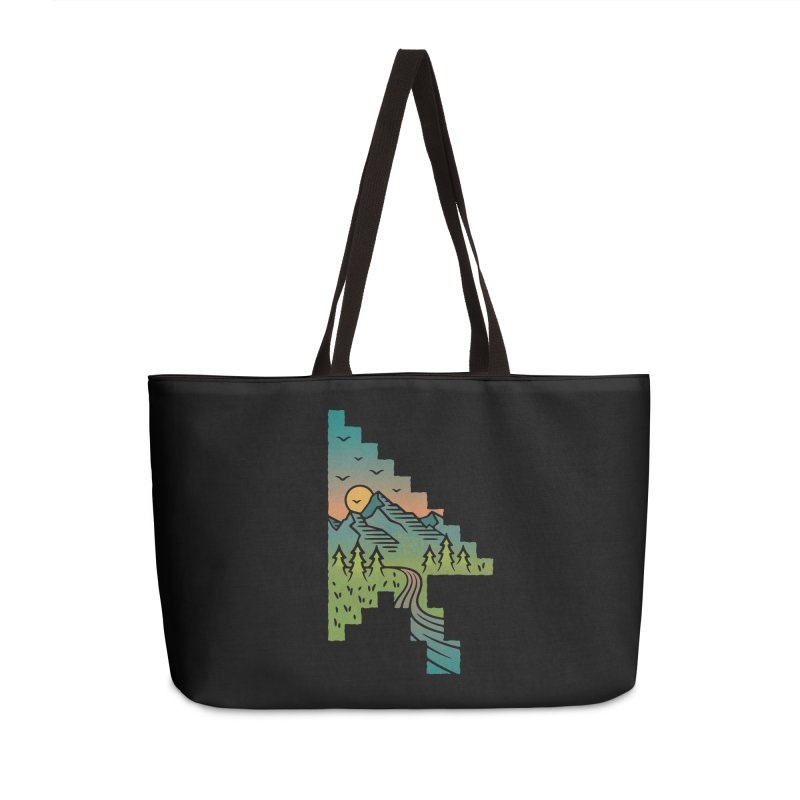 Point of View Accessories Weekender Bag Bag by Cody Weiler