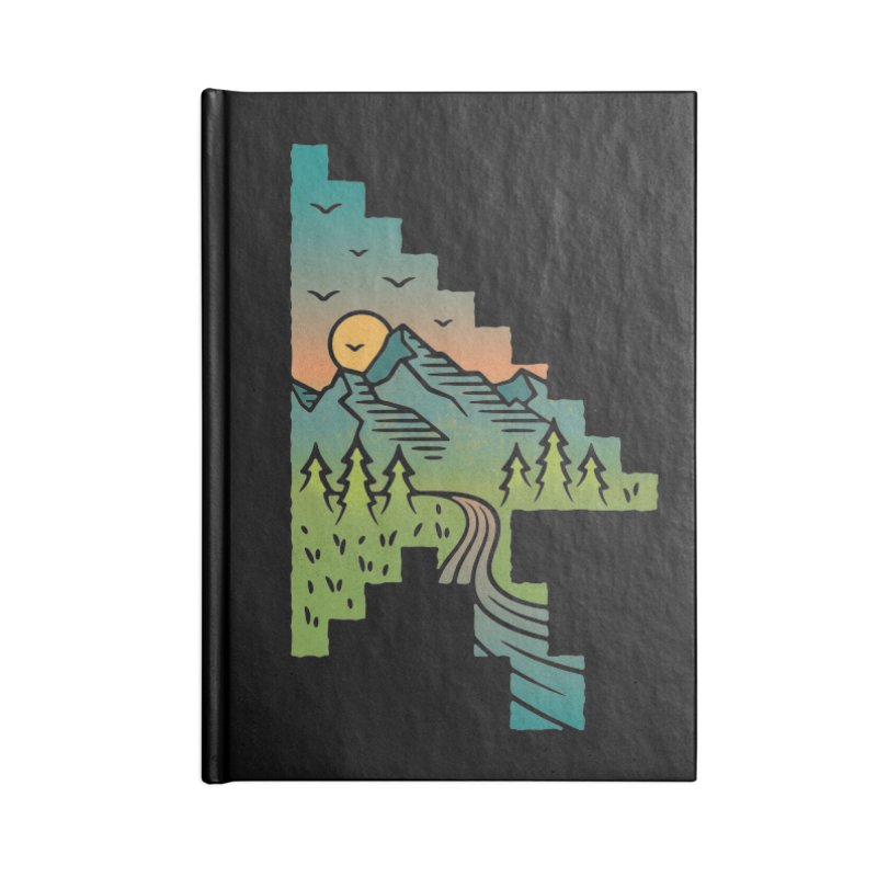 Point of View Accessories Blank Journal Notebook by Cody Weiler