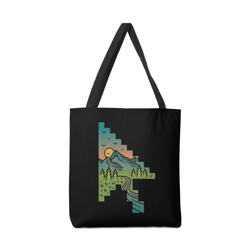 Point of View Accessories Tote Bag Bag by Cody Weiler