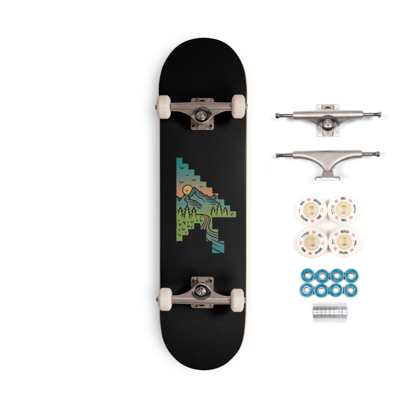 Point of View Accessories Complete - Premium Skateboard by Cody Weiler