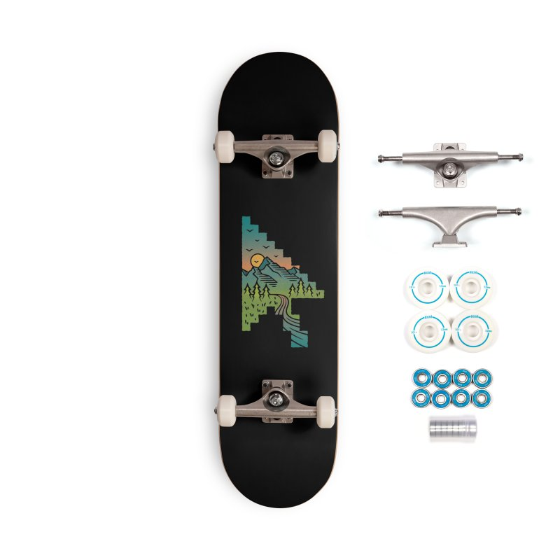 Point of View Accessories Complete - Basic Skateboard by Cody Weiler