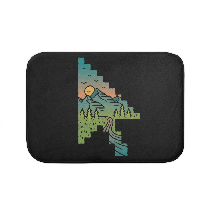 Point of View Home Bath Mat by Cody Weiler