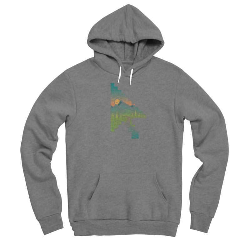 Point of View Men's Sponge Fleece Pullover Hoody by Cody Weiler