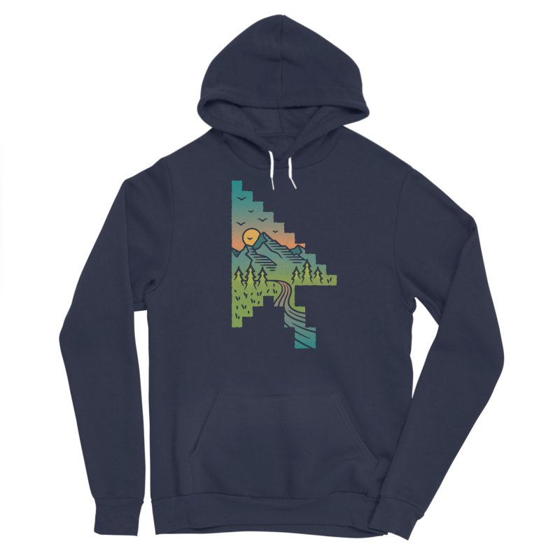 Point of View Women's Sponge Fleece Pullover Hoody by Cody Weiler