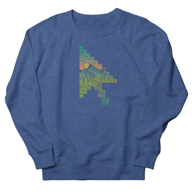 Point of View Women's Sweatshirt by Cody Weiler