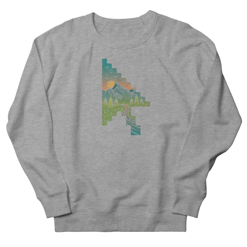 Point of View Men's Sweatshirt by Cody Weiler