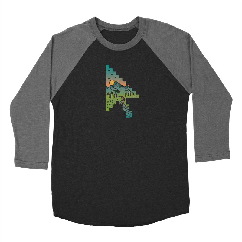 Point of View Women's Longsleeve T-Shirt by Cody Weiler