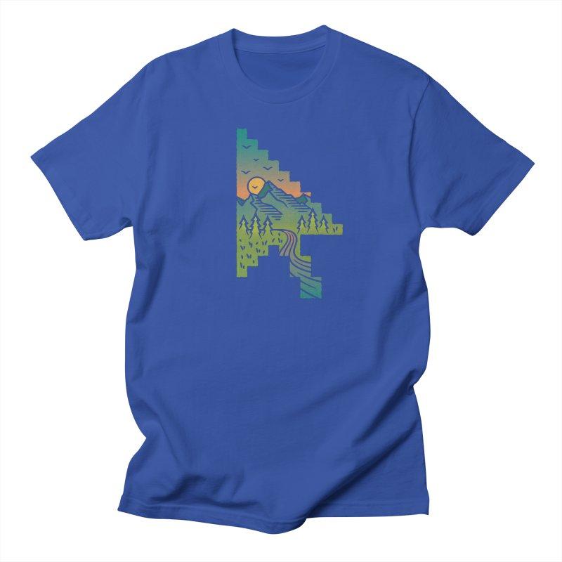 Point of View Men's Regular T-Shirt by Cody Weiler