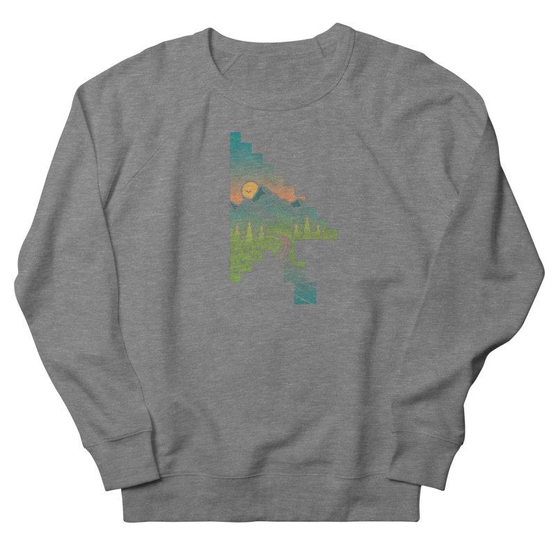 Point of View Men's Sweatshirt by Cody Weiler