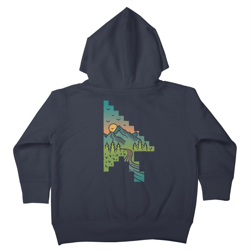 Point of View Kids Toddler Zip-Up Hoody by Cody Weiler