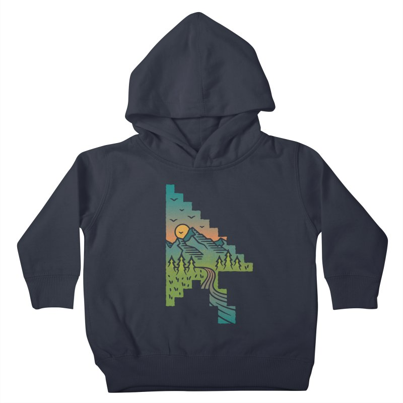 Point of View Kids Toddler Pullover Hoody by Cody Weiler